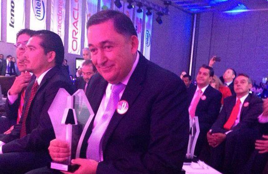 Saltillo recibe premio por Alta Calidad Crediticia