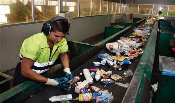 Correcto manejo de Residuos