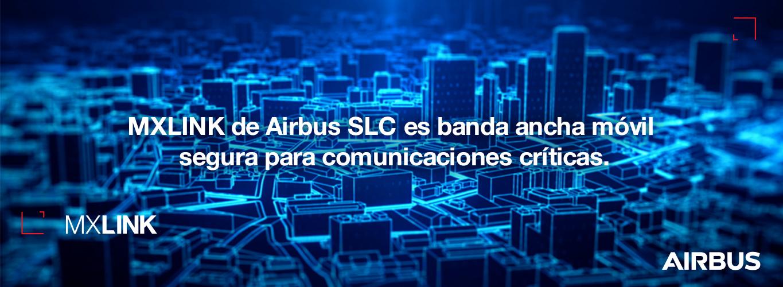 MXLINK de Airbus SLC es banda ancha móvil